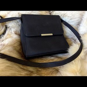 MONDANI Black Shoulder/Clutch Bag